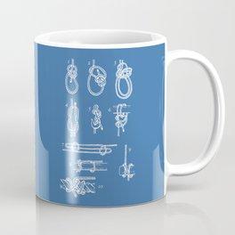 Nautical knots Coffee Mug