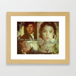 Will, Jem and Tessa Framed Art Print
