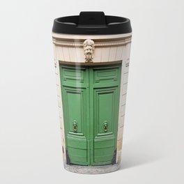 Envy - Ornate Parisian Door Travel Mug