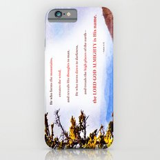 High Places Slim Case iPhone 6s