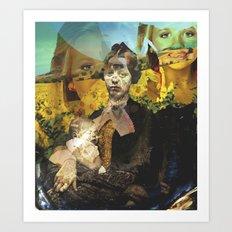 Memento Mori 1 Art Print