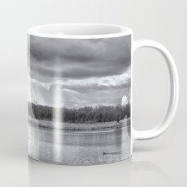 Birdland BW Coffee Mug