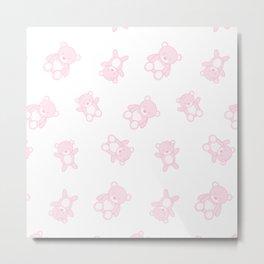 Cute child pattern Metal Print
