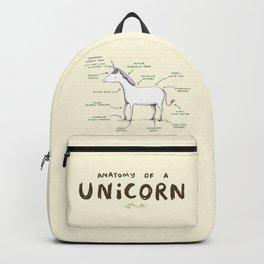 Anatomy of a Unicorn Backpack