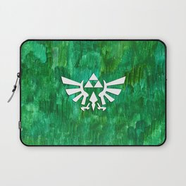 Zelda Triforce Painting Laptop Sleeve