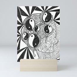 6th Sense by Riendo Mini Art Print