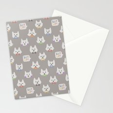 Voltron Cats Stationery Cards
