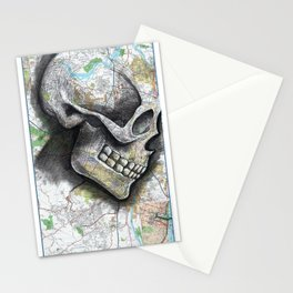 ALBANY, NEW YORK Stationery Cards