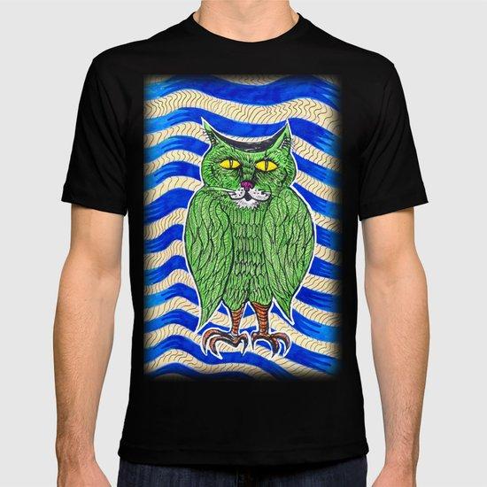 Catlearowl T-shirt