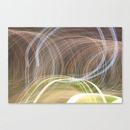 Bright Lights, Big City VII Canvas Print
