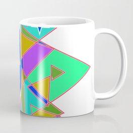 In triangle Coffee Mug