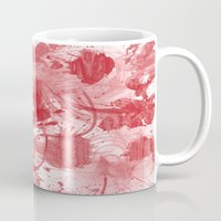 swag Mugs featuring Blood [SWAG] by SWAG!
