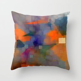 Specter II Throw Pillow
