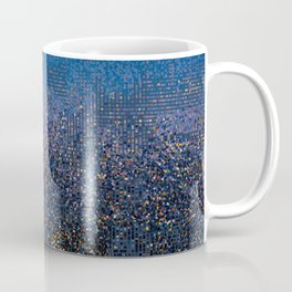 Downtown in Drizzle Coffee Mug