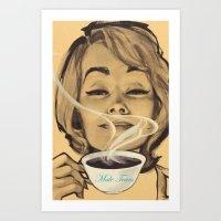 Male Tears Art Print