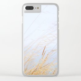 04. Britain breeze, Bretagne, France Clear iPhone Case