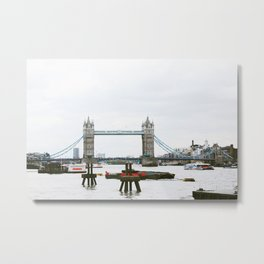 London Bridge (Ain't Falling Down) Metal Print