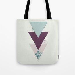 Art deco succulent Tote Bag