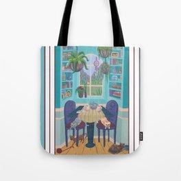 Cozy Nook Tote Bag