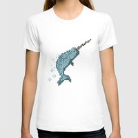 narwhal T-shirts featuring Narwhal by Tamm + Kit