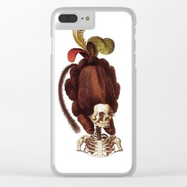 Beauty's Lot, c.1778 Clear iPhone Case