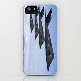Lockheed F-117 Nighthawk iPhone Case