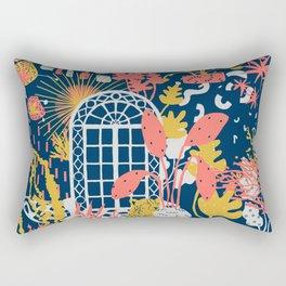 Patio to Paradise Rectangular Pillow