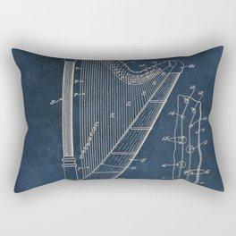 Ekman  Harp  patent art Rectangular Pillow