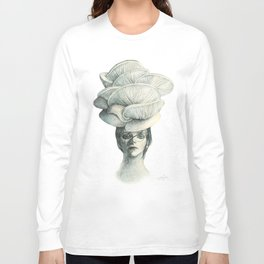 Shroom Kueen Long Sleeve T-shirt