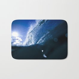 Cobalt Blue Bath Mat