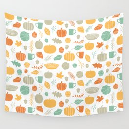 Fall Favorites Wall Tapestry