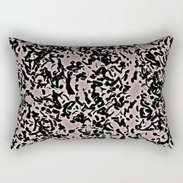Paint Marks Rectangular Pillow