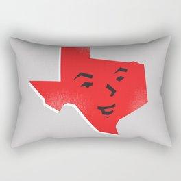 Happy Texas Rectangular Pillow