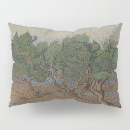 Olive grove Pillow Sham