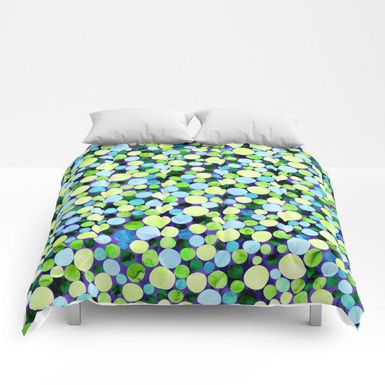 Confetti Pattern 04 Comforters