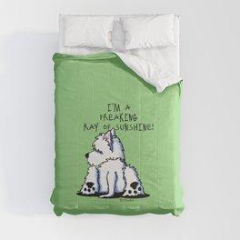 KiniArt Ray Of SunShine Comforters