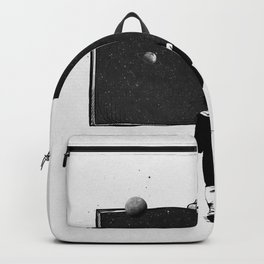Stand magical. Backpack