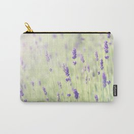 Indigo Spots Carry-All Pouch