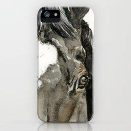Dark Bay iPhone Case