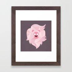 Lion - Steven Universe Framed Art Print