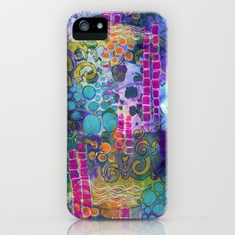 Brave New Worlds iPhone Case