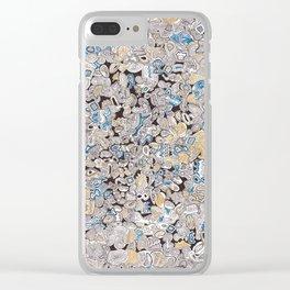Found In Nature Clear iPhone Case