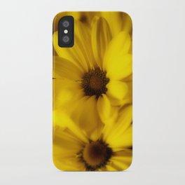 Sunshine Petals iPhone Case