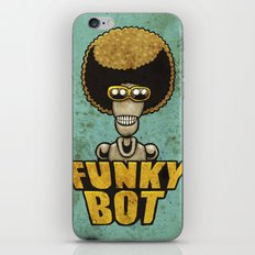 FunkyBot iPhone & iPod Skin