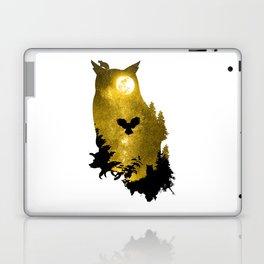 A Melancholy Song Laptop & iPad Skin