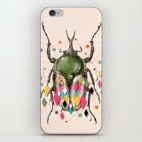 insect iPhone & iPod Skins featuring Insect VII by dogooder