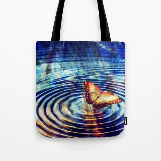 Butterfly Butterfly  Tote Bag