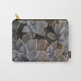 Stone Flowers Carry-All Pouch