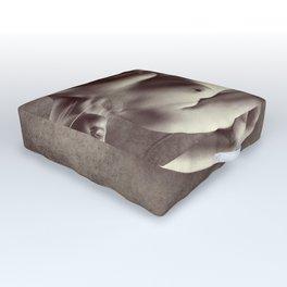 Art Nude Outdoor Floor Cushion