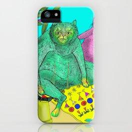 Pussy Paradise iPhone Case